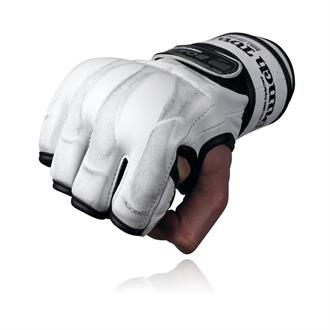 PunchTown KARPAL eX mk II White Pro MMA Gloves